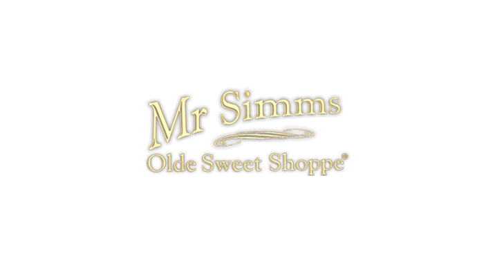 Mr Simms Olde Sweet Shoppe logo