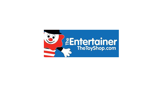 The Entertainer - currently closed for a refit.. logo