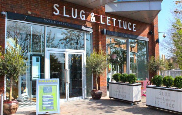 Slug and Lettuce logo