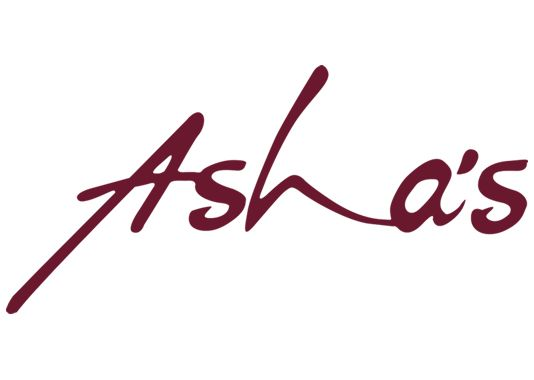 Asha's - Coming Soon logo