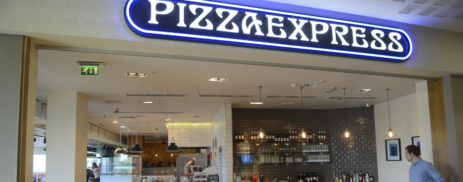 Pizza Express Dine Relax Touchwood